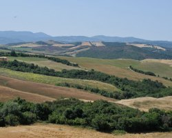 The panorama - Agriturismo Mannaioni